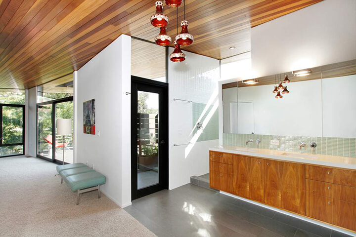 Modern House and Studio in Silver Lake CA 90026