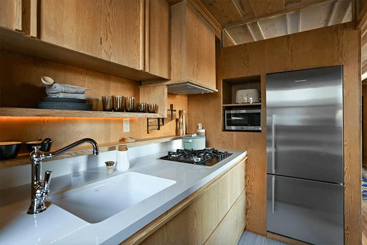 Rudolf Schindler Sachs Apartments Rental Silver Lake