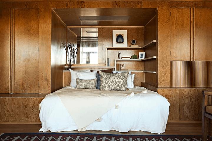 Rudolf Schindler Sachs Apartments Rental