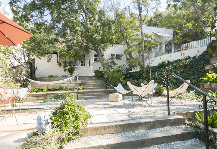 Spanish Architecture For Sale Beachwood Canyon Hollywood Hills