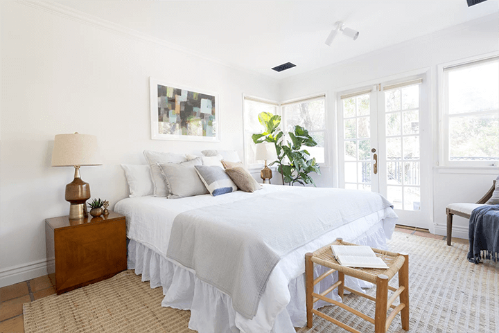 Spanish Bungalow For Sale in Beachwood Canyon Hollywood Hills