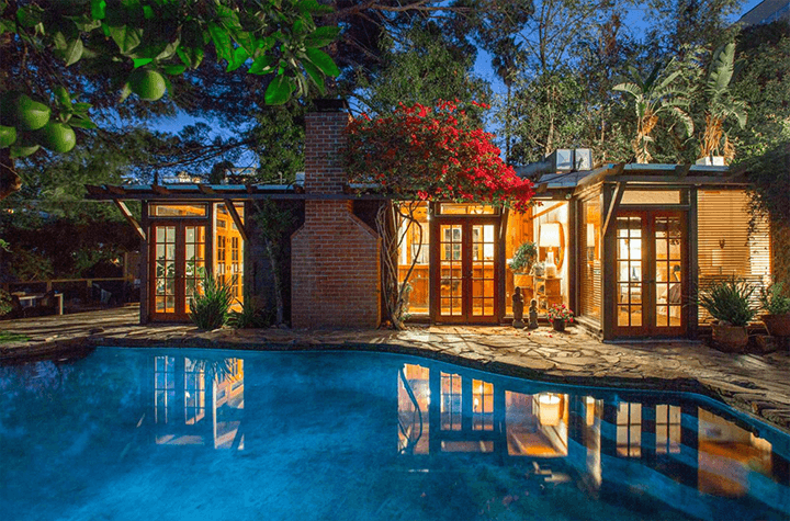 Cottage For Sale in the Hollywood Hills