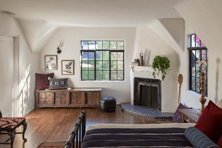 Tudor Revival For Sale Beachwood Canyon Hollywood Hills