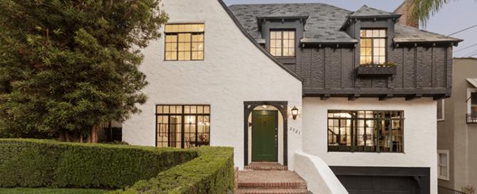 English Tudor Revival For Sale Hollywood Hills
