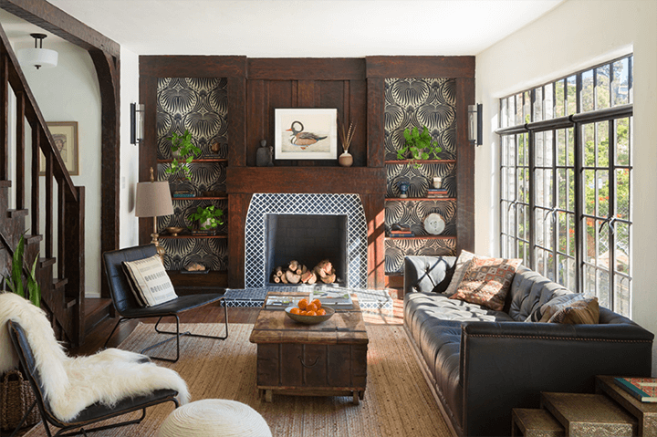 English Tudor Revival For Sale in Beachwood Canyon