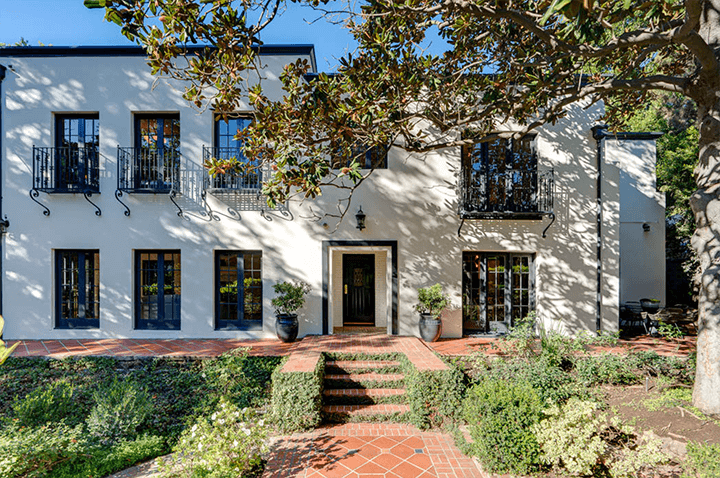 French Colonial For Sale Los Feliz