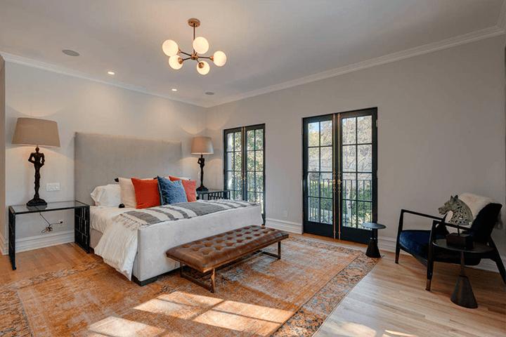 French Colonial For Sale in Los Feliz CA