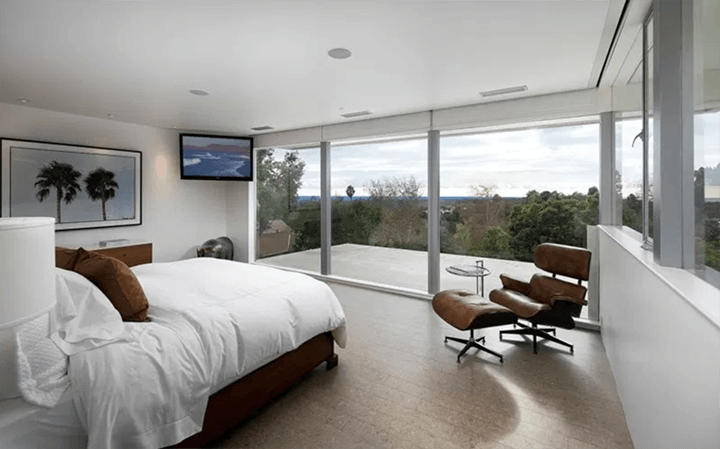 Hammerman House by Neutra For Sale Bel Air, Los Angeles