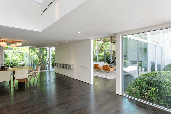 Midcentury Dwelling by Robert Skinner in the Trousdale Estates