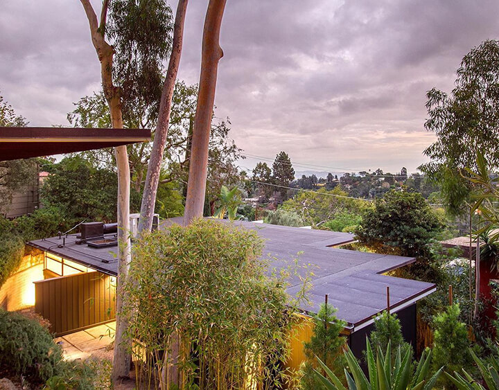 Midcentury Modern For Sale in San Rafael Hills
