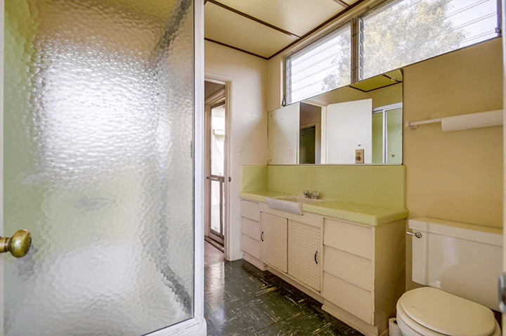Midcentury Modern Fixer Home For Sale in Glendale