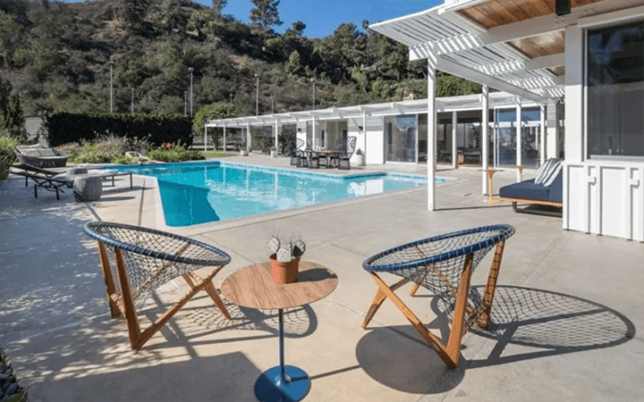 Midcentury Modern Pool For Sale Outpost
