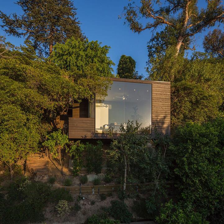 Midcentury Home For Sale Franklin Hills Los Feliz