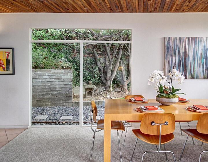 Midcentury Home For Sale San Rafael Hills Pasadena
