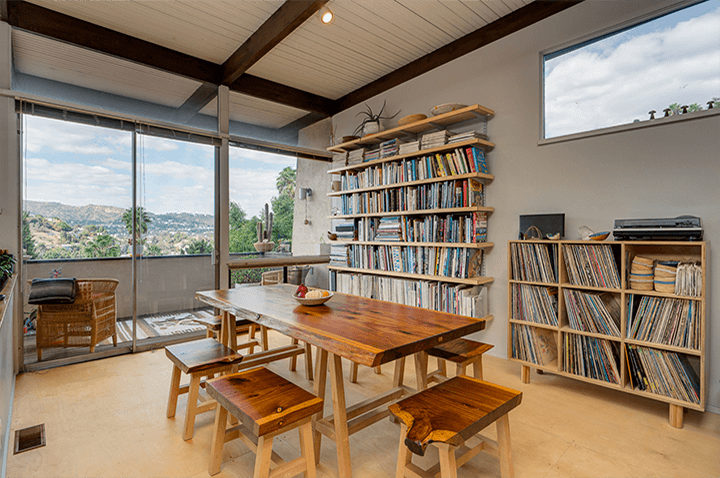 Silver Lake Midcentury For Sale