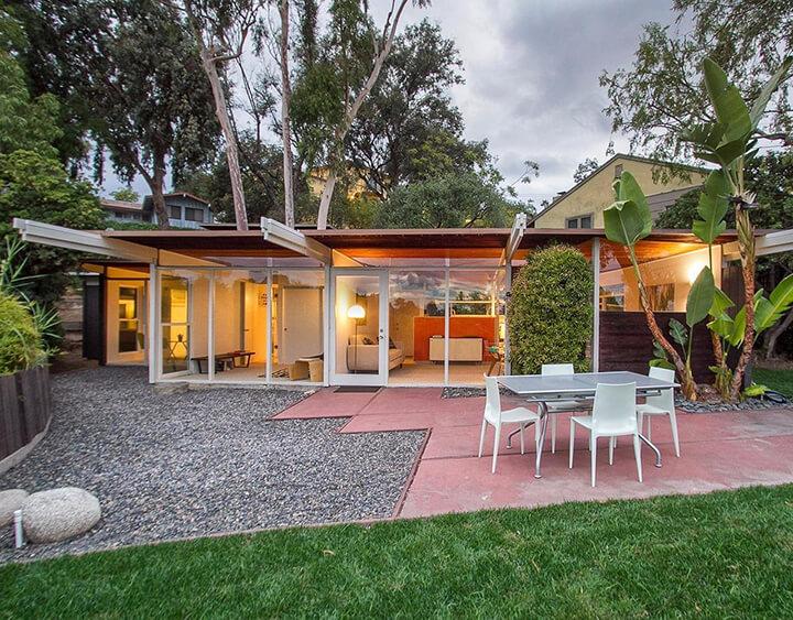 Midcentury Home San Rafael Hills