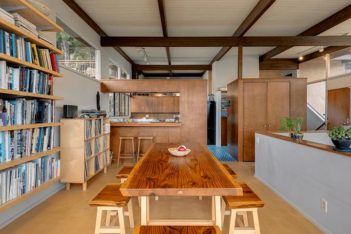 Midcentury Home For Sale Silver Lake LA