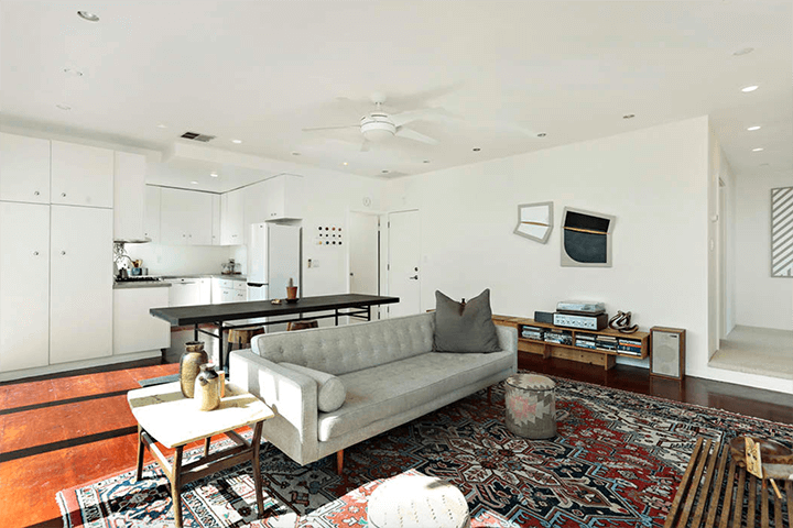 Midcentury Modern Home For Sale in Mt Washington
