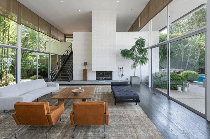 Midcentury Modern Robert Skinner Trousdale Estates