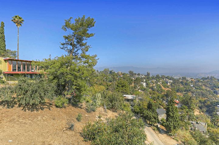 Midcentury Modern Tree House For Sale Mt Washington