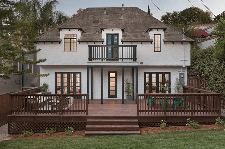 Restored English Tudor For Sale Beachwood Canyon