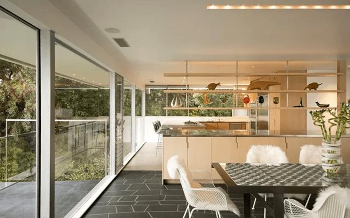 Richard Neutra's Hammerman House For Sale in Bel Air