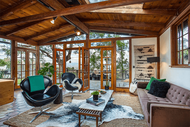 Rustic Cottage For Sale Hollywood Hills