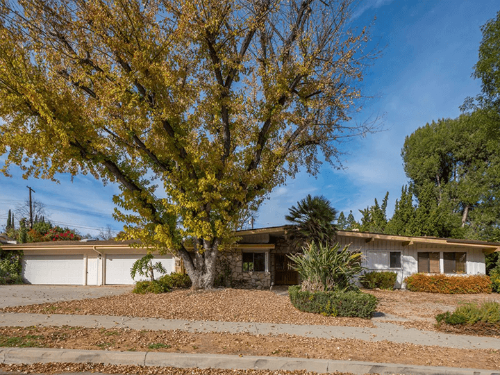 Woodland Hills Midcentury Fixer For Sale