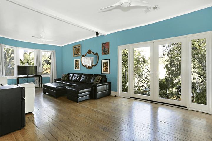 Echo Park Hillside Cottage For Sale
