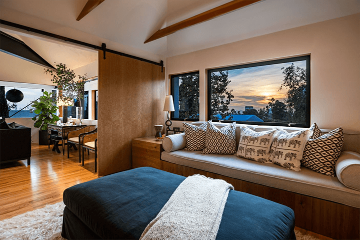 Frank Gehry's St Ives Residence For Sale Sunset Strip