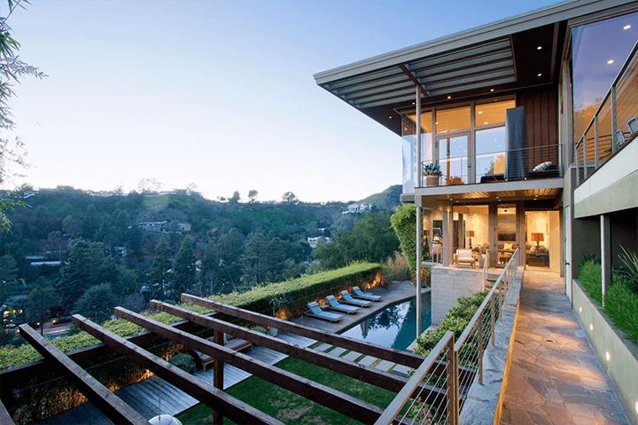 Greta Grossman's Personal Residence Beverly Hills Post Office