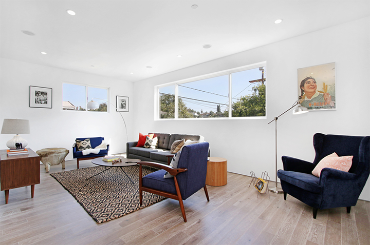 Heyday's Small Lot Project For Sale in Silver Lake