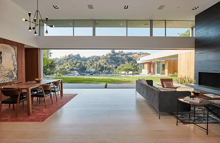 Jason Lev's Remodeled Modern Home For Sale in Beverly Hills