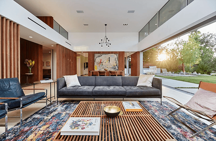 Jason Lev's Renovated Modern Home For Sale in Beverly Hills