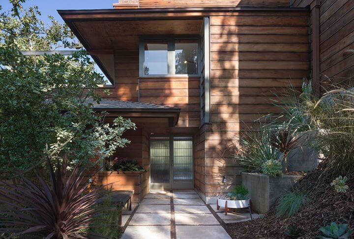 Mary and Lee Blair Residence and Studio