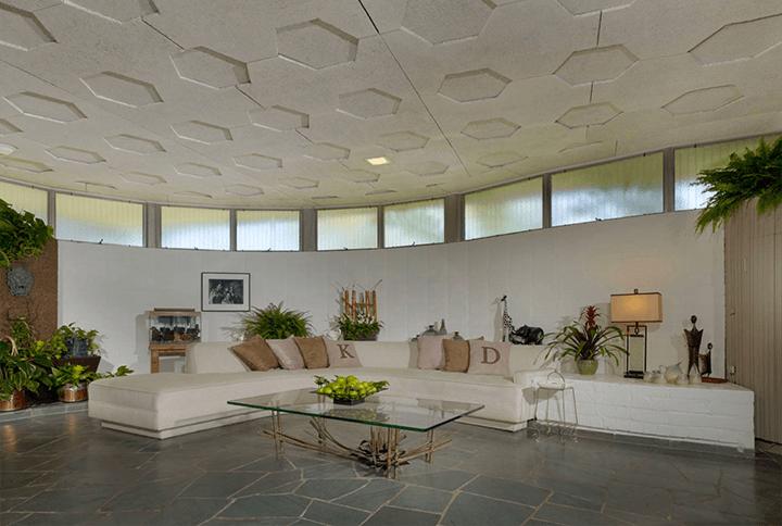 Paul Revere Williams Personal Home For Sale in Lafayette Square LA