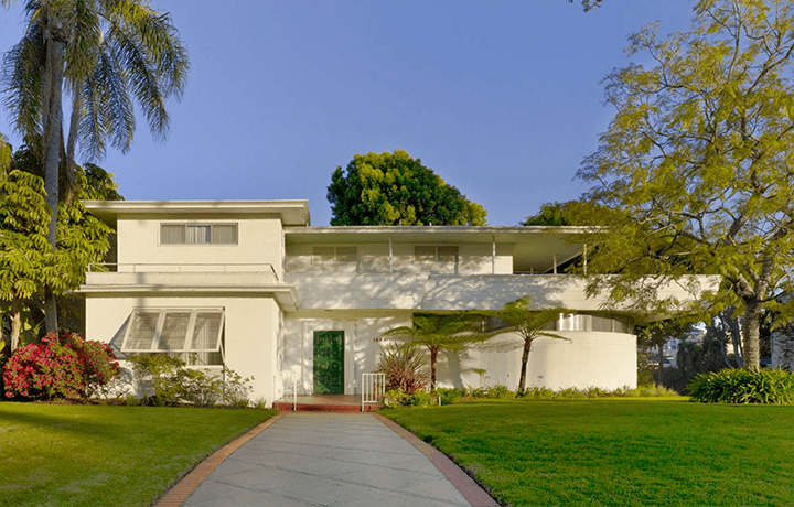 Paul Revere Williams Personal Residence For Sale Lafayette Square