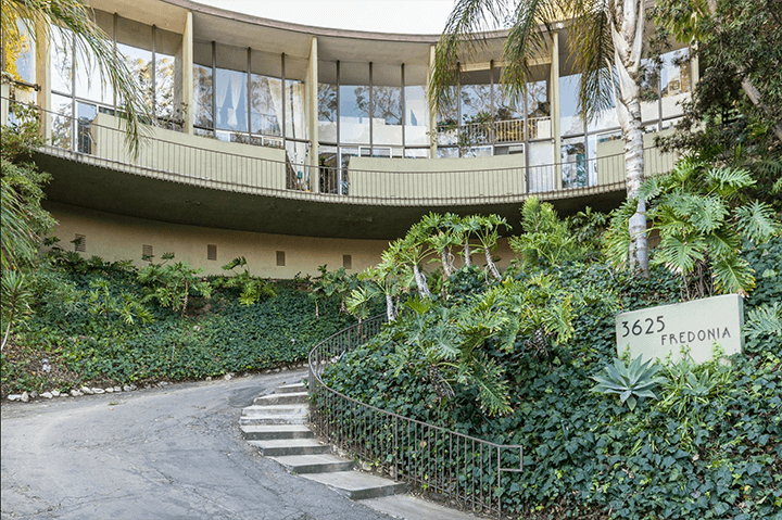 Ray Kappe Condo For Sale Cahuenga Pass