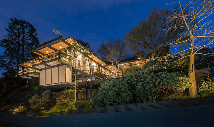 Buff and Hensman For Sale in the Hollywood Hills