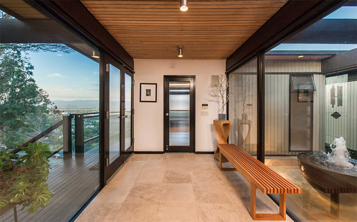 Buff and Hensman Post and Beam Mid Century Architecture For Sale