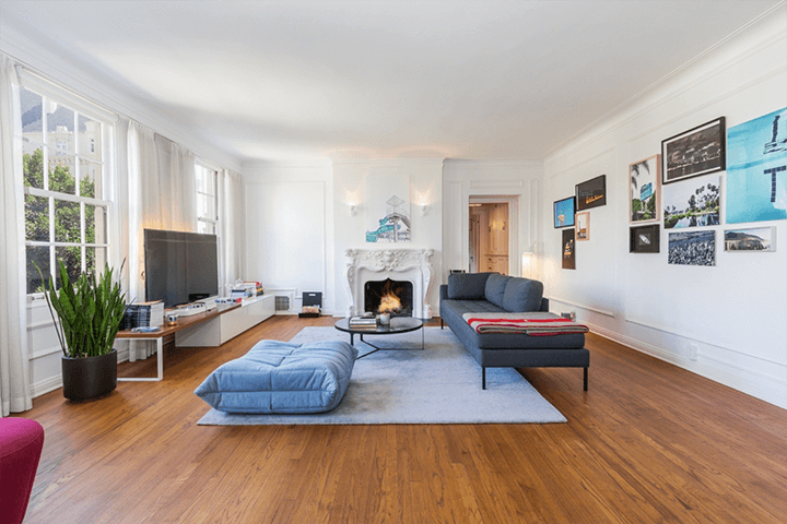 Condo For Sale in Koreatown's Chateau Chaumont Building