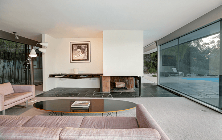 Loring House by Richard Neutra