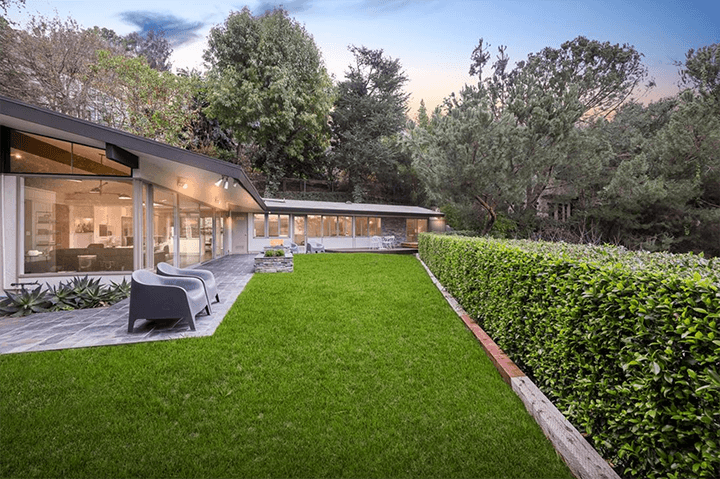 Mid Century Modern Home For Sale by David Lopez