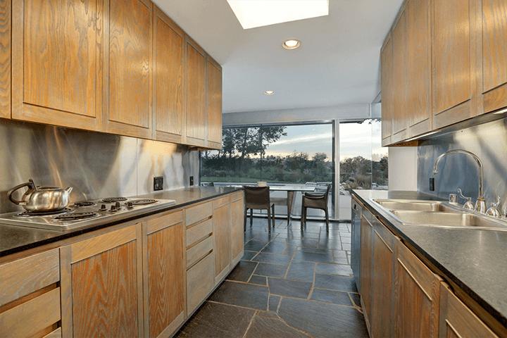 Richard Neutra's Loring House Hollywood Hills