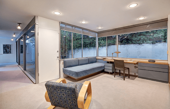 Richard Neutra's Loring House designed in 1958