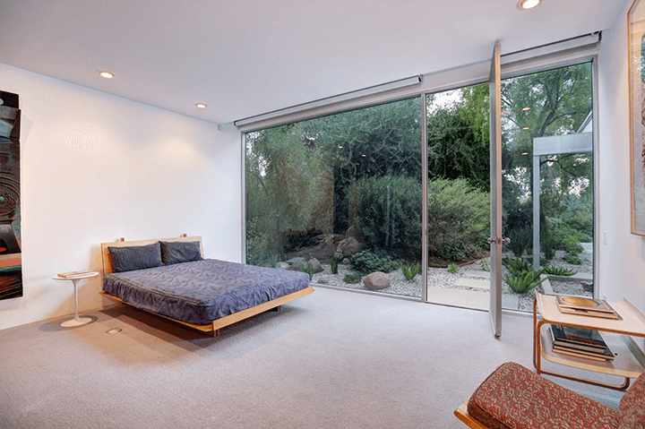Richard Neutra's Loring House in the Hollywood Hills