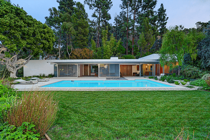 Richard Neutra's Loring House For Sale
