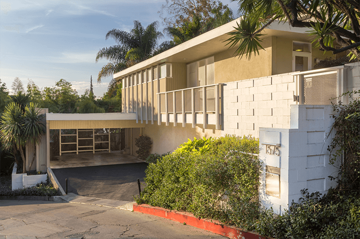 Mid Century Modern Home For Sale by Nisan Yale Matlin