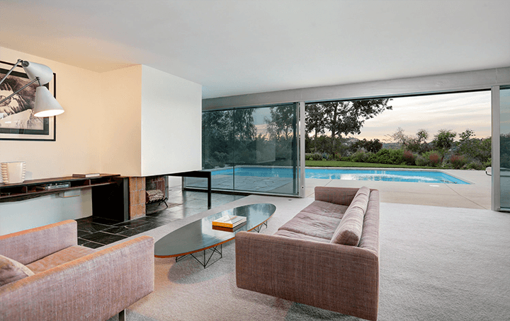 The Loring House by Richard Neutra