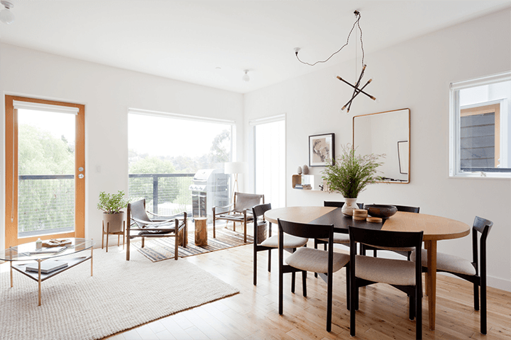 Blackbrids Small Lot Home by Barbara Bestor For Sale in Echo Park